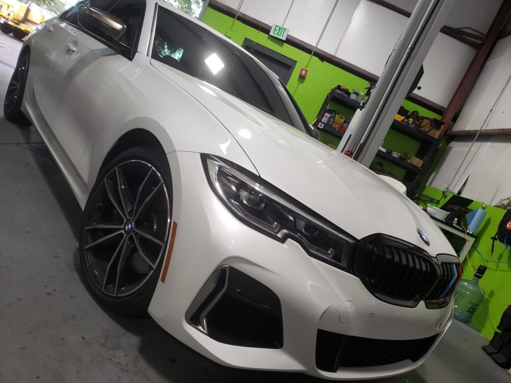 BMW Serviced at SV Motorsports in Sarasota